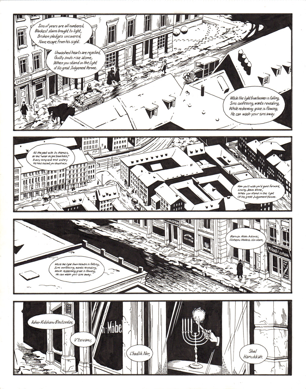 Berlin: Book 1 - Page 120