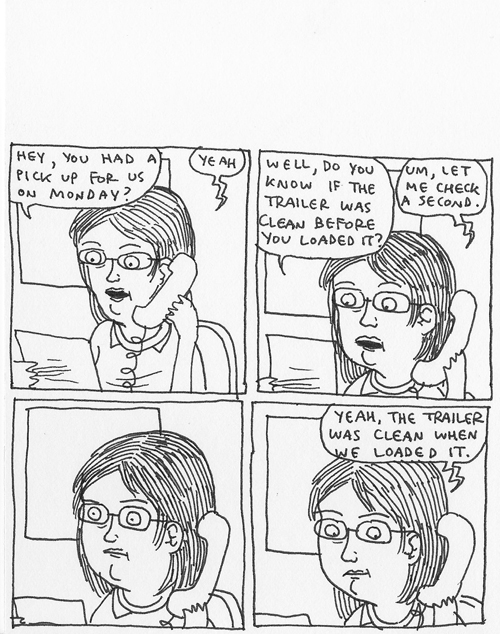 Drawn & Quarterly Showcase 2 - Page 21