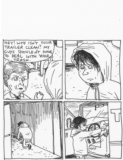 Drawn & Quarterly Showcase 2 - Page 26