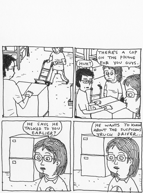 Drawn & Quarterly Showcase 2 - Page 28