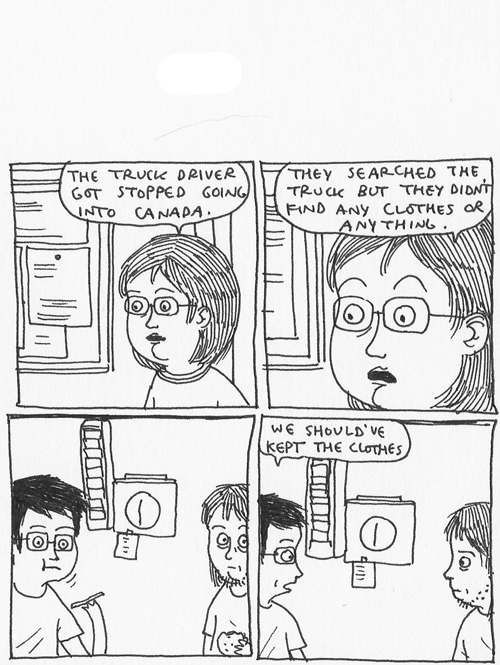 Drawn & Quarterly Showcase 2 - Page 32