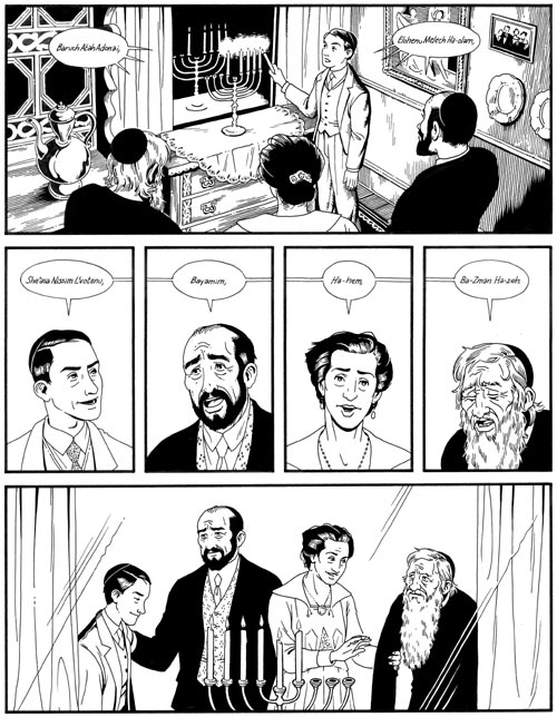 Berlin: Book 1 - Page 121