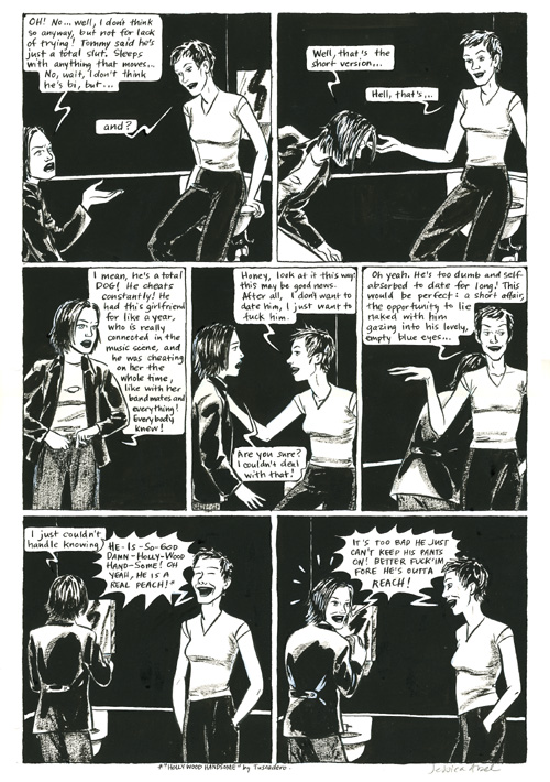 Goddamn Hollywood -- Page 18