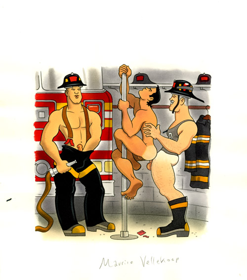Alternate F is for firemen (version 1)