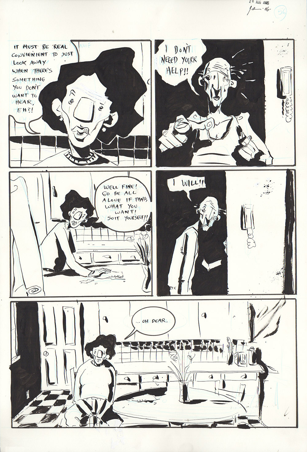 Essex County Book 2: Ghost Stories - page 170