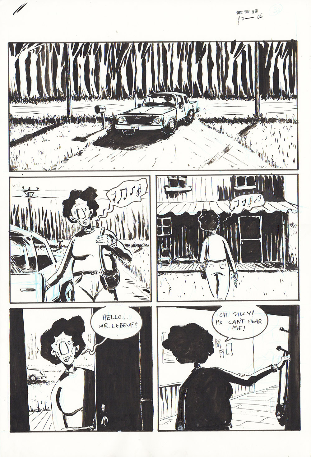 Essex County Book 2: Ghost Stories - page 167