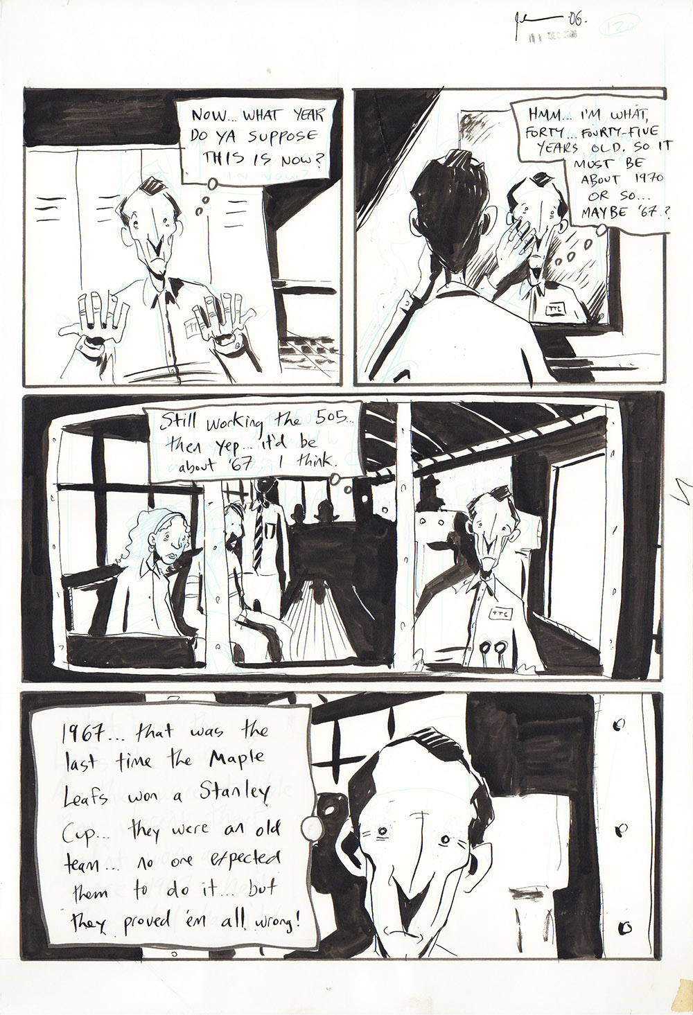 Essex County Book 2: Ghost Stories - page 238