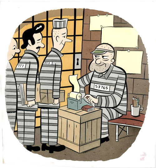 Cellblock Accountant