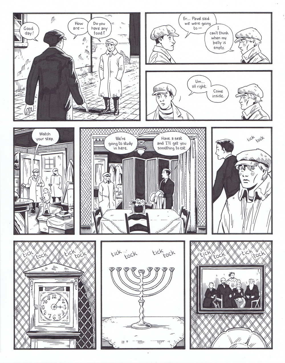 Berlin: Book 2 - page 144