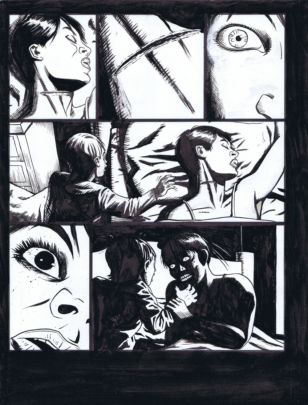 Sand & Fury: A Scream Queen Adventure - pg 053