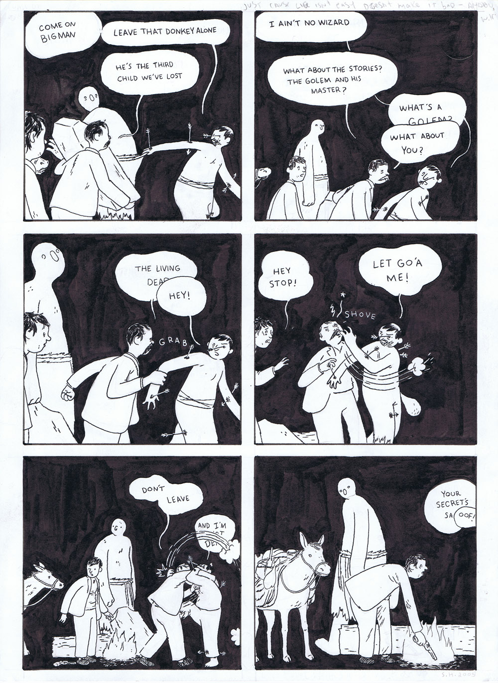 Crickets #1 - page 27