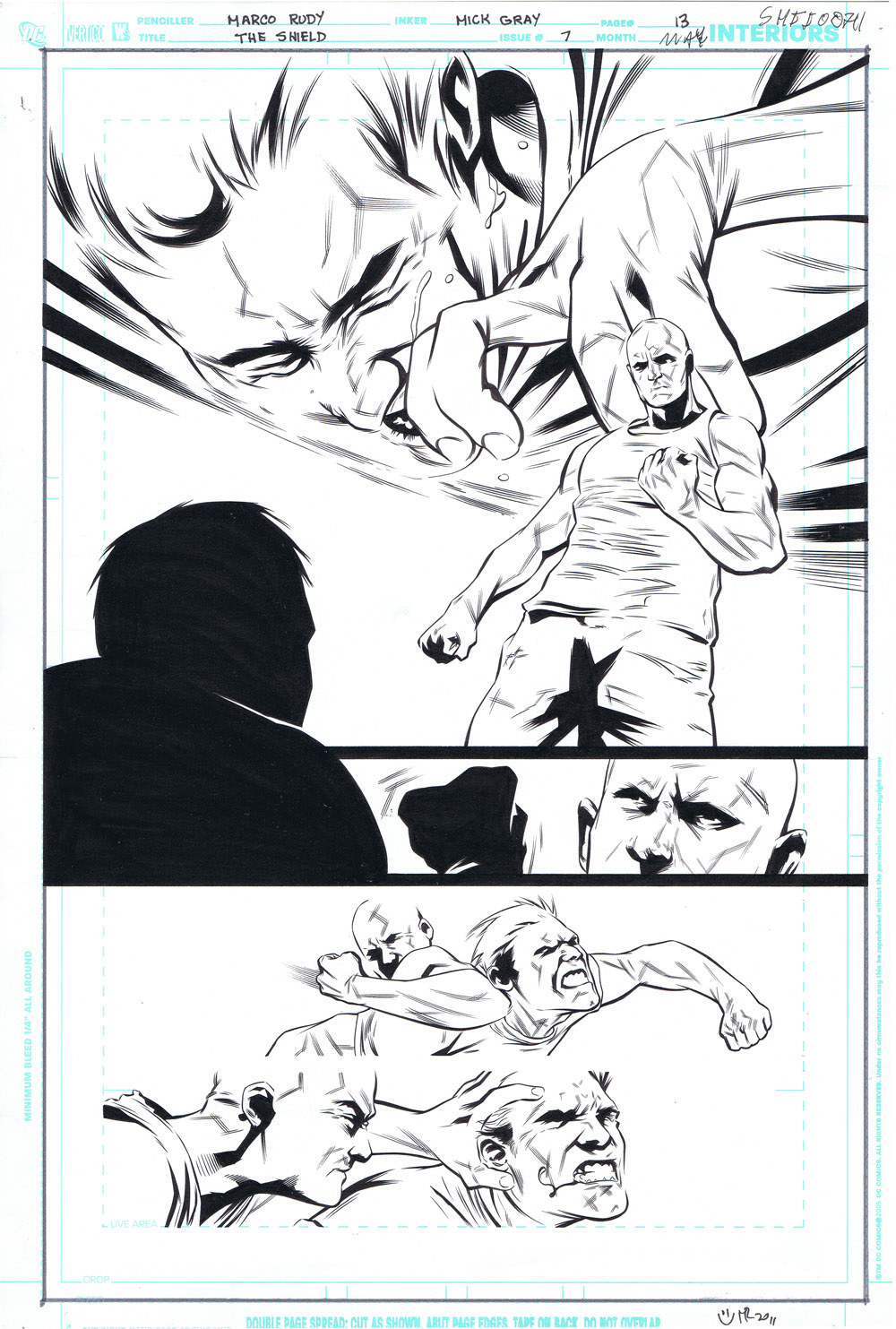 The Shield #07 - page 13