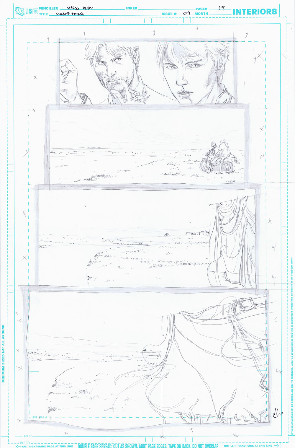 Swamp Thing #04 - page 19
