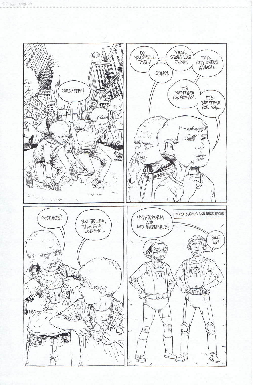 Fantastic Four 600: Remember - page 4