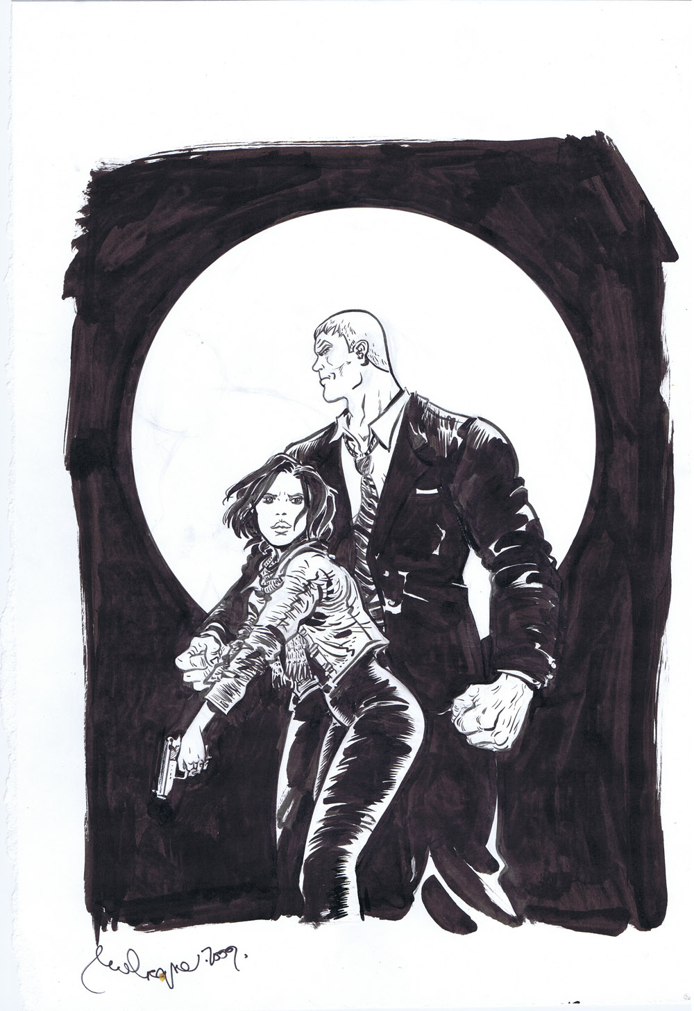 The Unknown, Issue 1 cover
