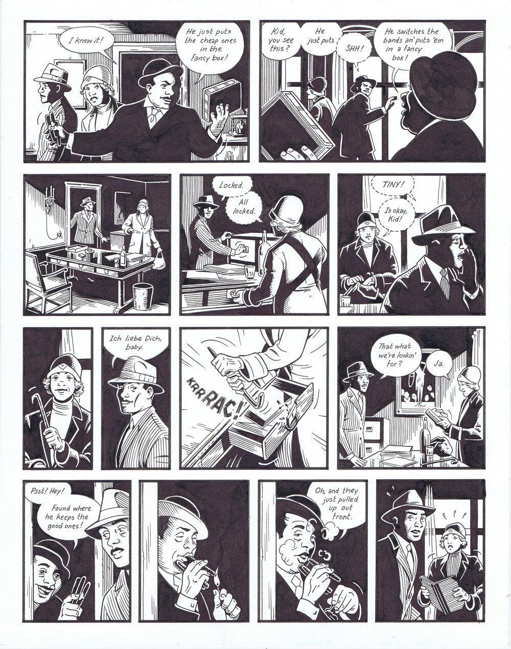 Berlin: Book 2 - page 197