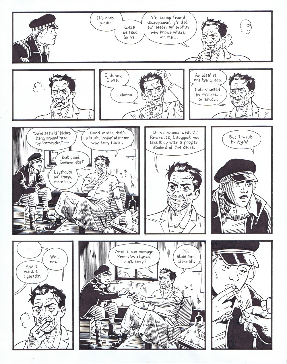 Berlin: Book 2 - page 205
