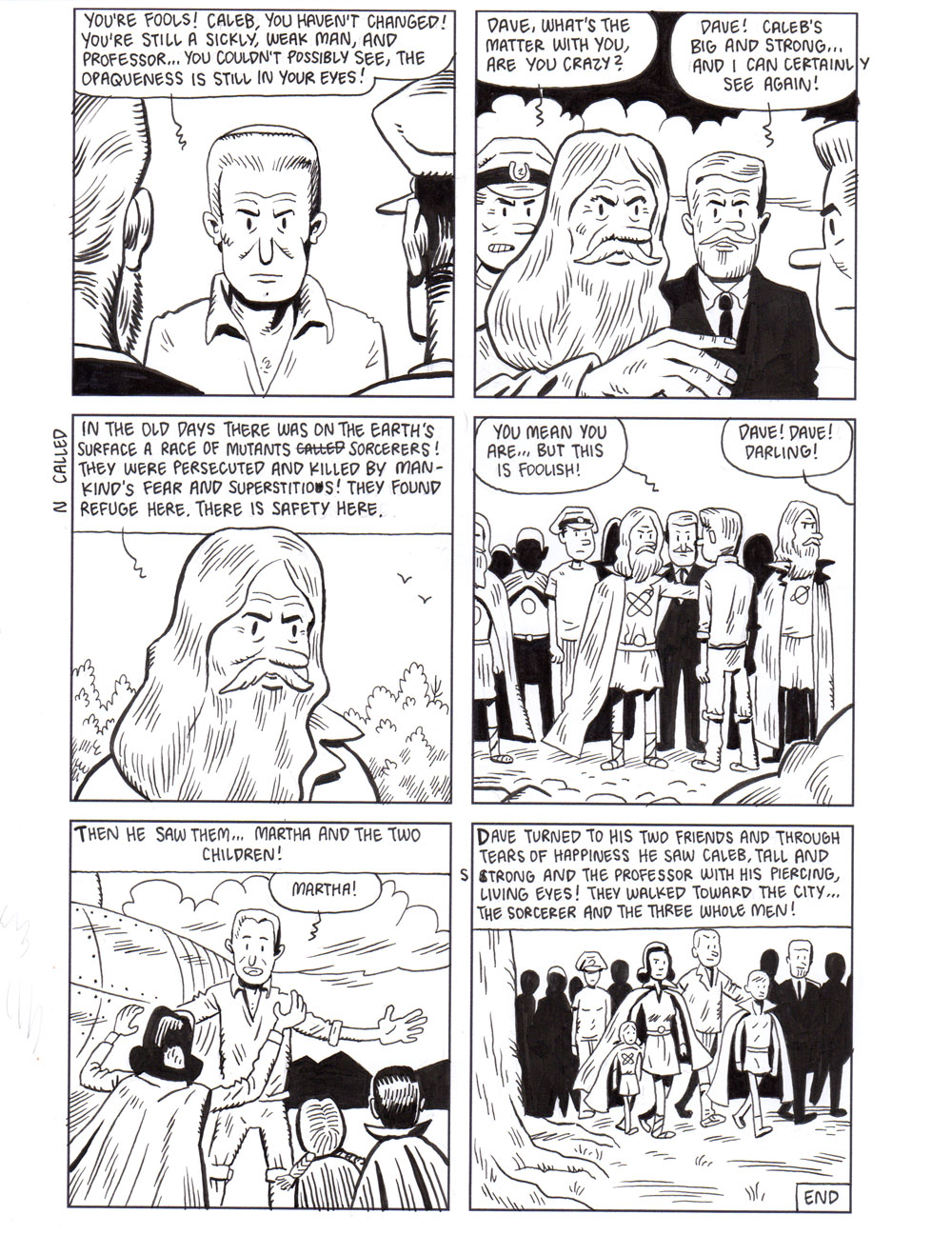 The Half Men page 7 of 7