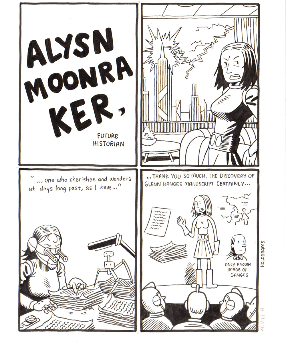 Rumbling Chapter 3 - Alysn Moonraker