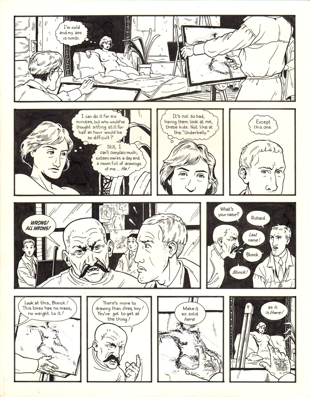 Berlin: Book 1 - Page 032