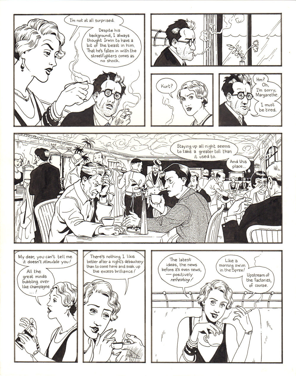 Berlin: Book 1 - Page 065