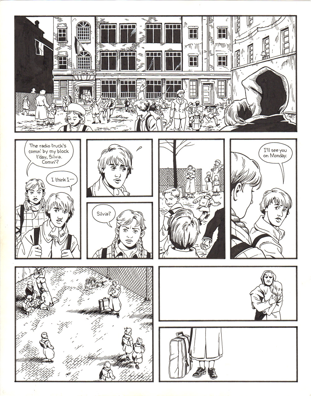 Berlin: Book 1 - Page 088