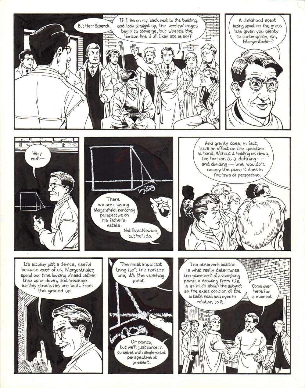 Berlin: Book 1 - Page 102