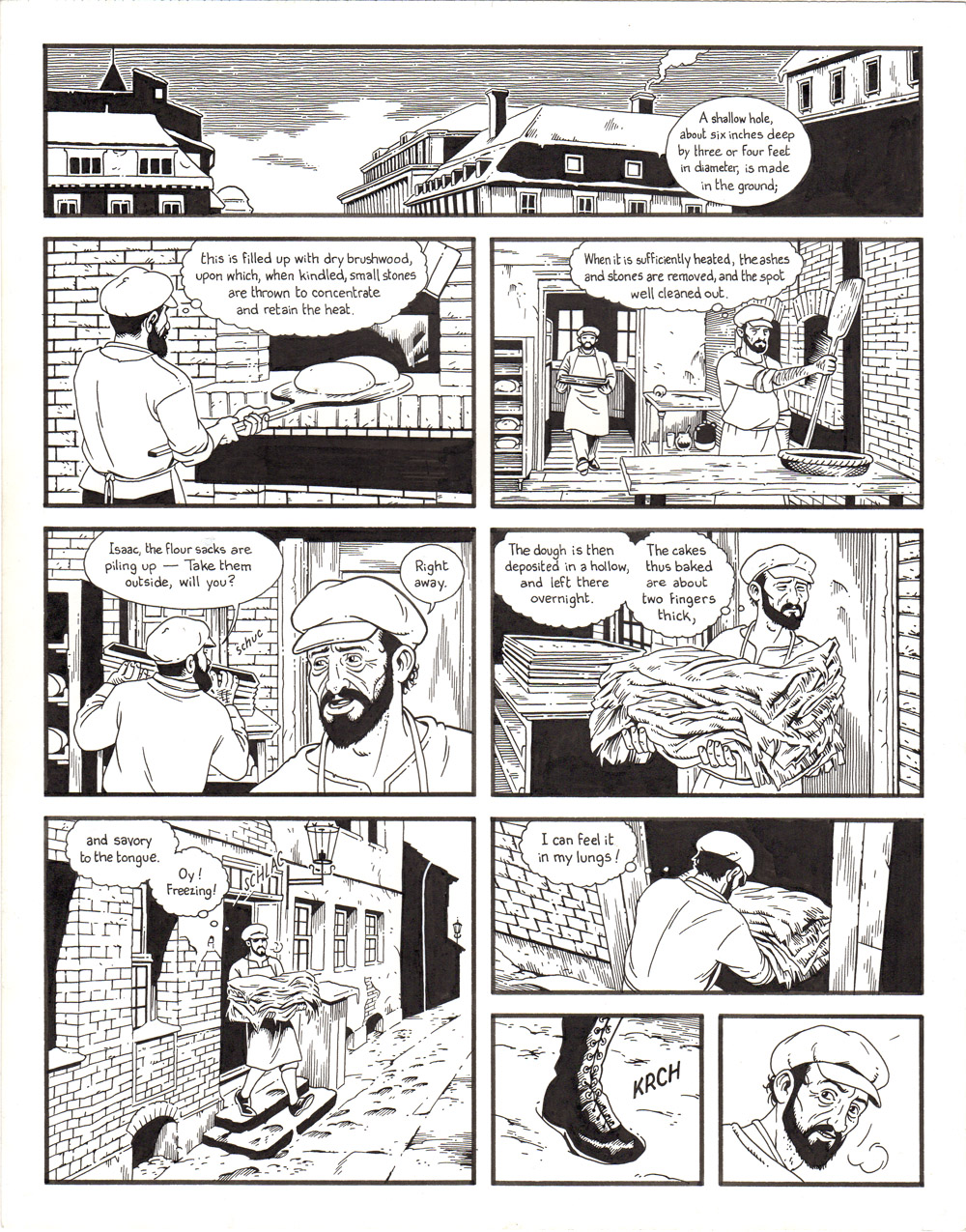 Berlin: Book 1 - Page 140