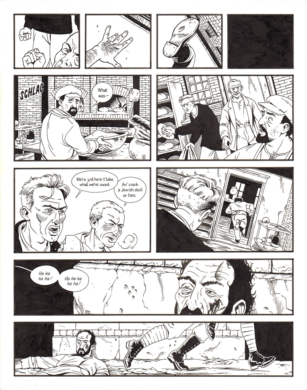 Berlin: Book 1 - Page 141